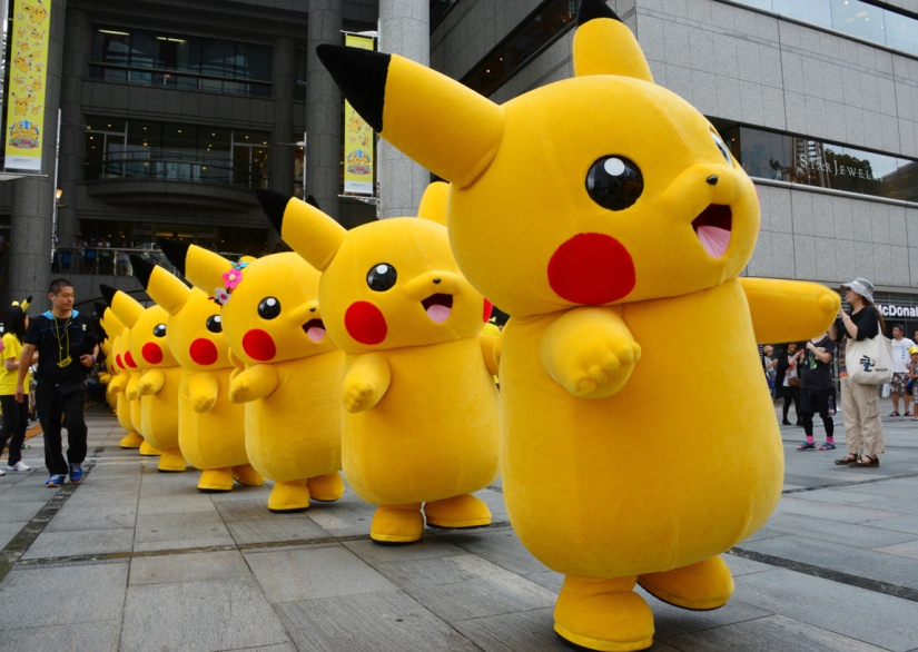 Japan Is Getting An Actual Pokémon Gym