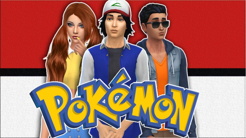 Check Out The Sims: PokémonEdition