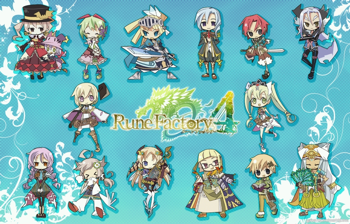 XSEED VP Talks About Rune Factory And Harvest Moon In DestructoidInterview
