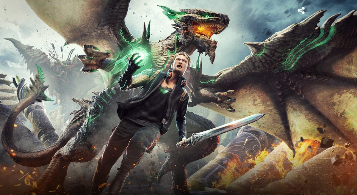 Platinum Games Scalebound Was Originally Destined for Wii