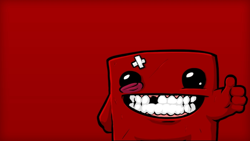Super Meat Boy Teased For A Wii U Release