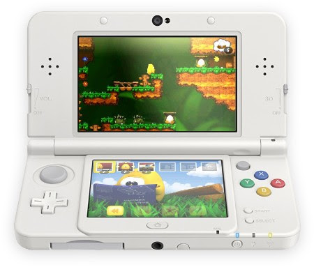 Toki Tori 3D Will Be Arriving Soon To The NintendoeShop