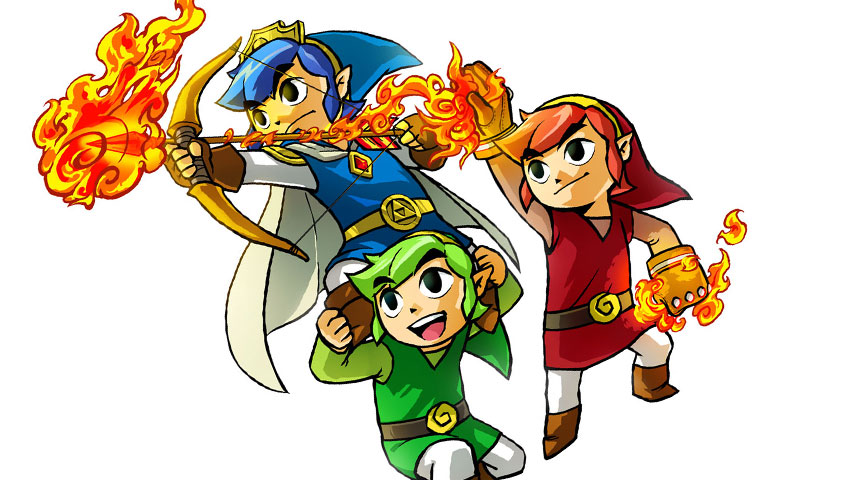 Zelda: Tri Force Heroes Demo Codes Now Being Sent Out In Europe