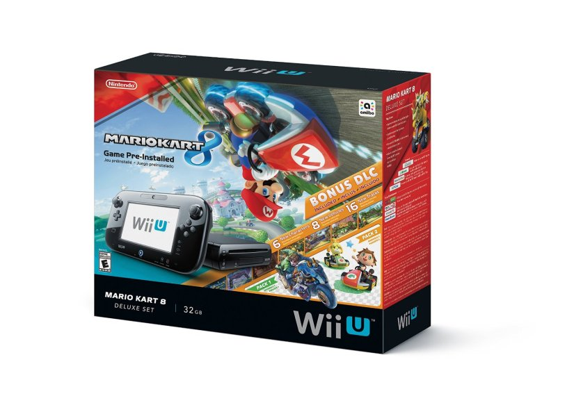 Amazon Begins Selling Wii U Again