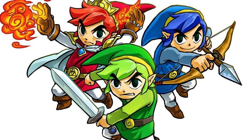 Video: The Legend of Zelda: Tri Force Heroes Single Player Footage