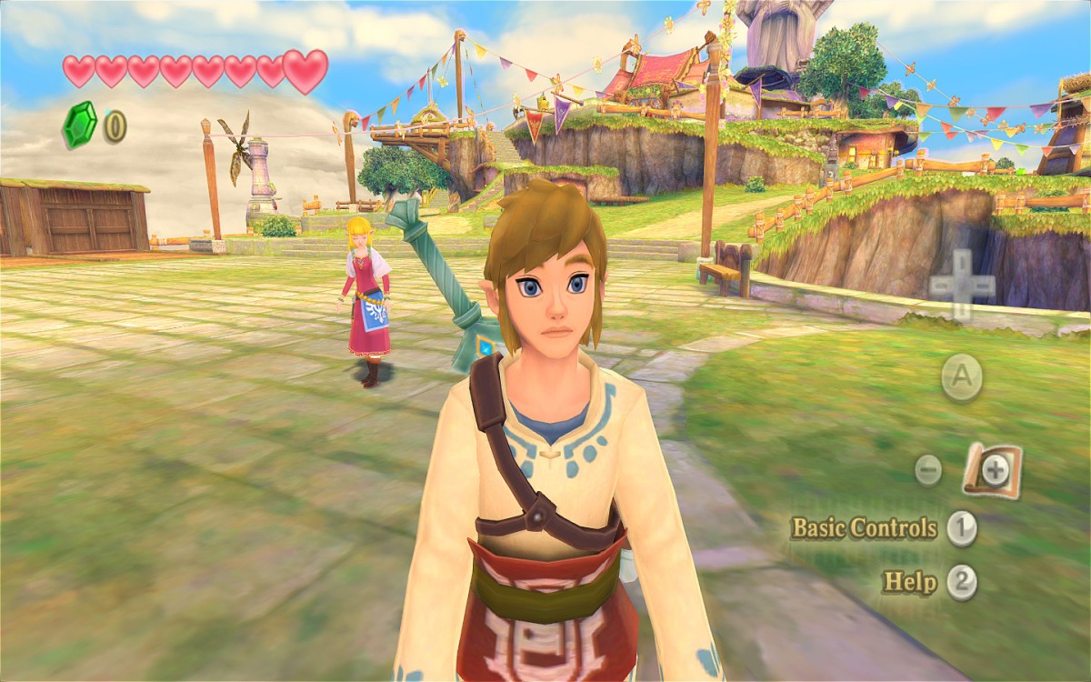 Zelda: Skyward Sword, Mario Galaxy And Metroid: Other M Could Be Coming To WiiU
