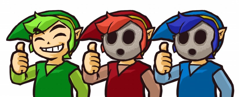 You Can Only Get One Costume Through Zelda: Tri Force Heroes Via LocalMultiplayer