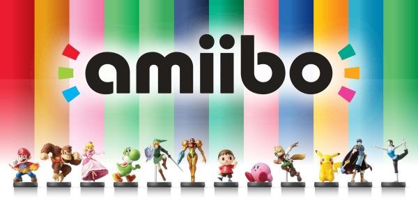 Amiibo Day 1