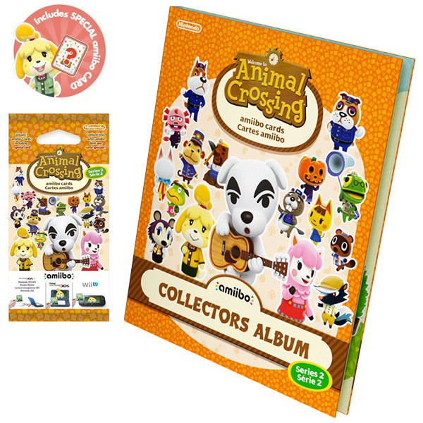Video: Unboxing Amiibo Cards Collectors Album – Series 2