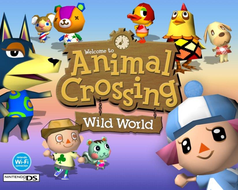 Animal Crossing: Wild World On European Wii U Virtual Console ThisWeek
