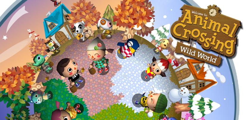 Video: Animal Crossing: Wild World Virtual ConsoleTrailer