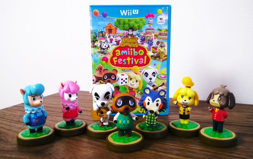 Here's A Detailed Look At The Animal Crossing amiibo Collection