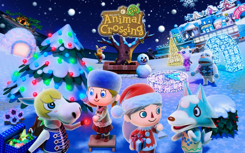 Animal Crossing Grabbers With Holiday Badges On Nintendo Badge Arcade