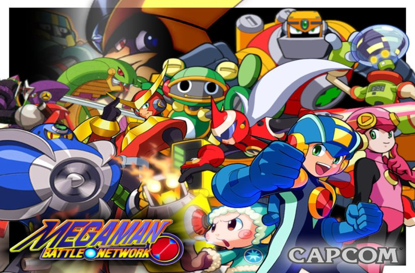 Two Mega Man Battle Network 5 Coming To European Eshop ThisWeek