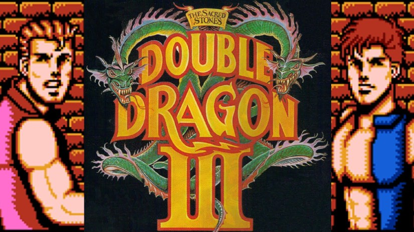 EU: Double Dragon III: The Sacred Stones Coming To Wii U Virtual Console
