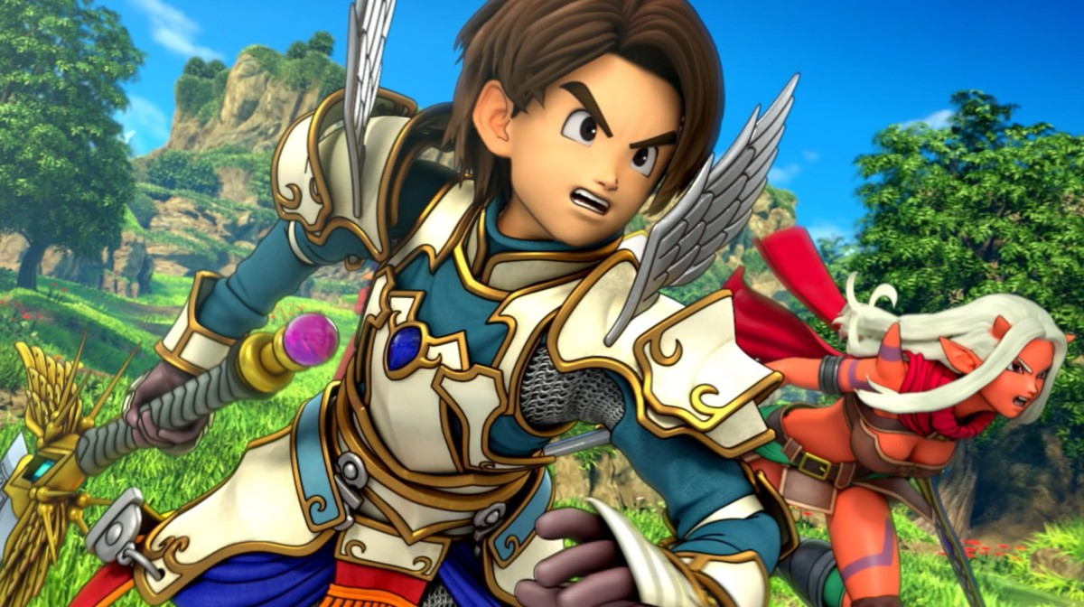 Dragon Quest X Compilation Coming To Wii U In Japan