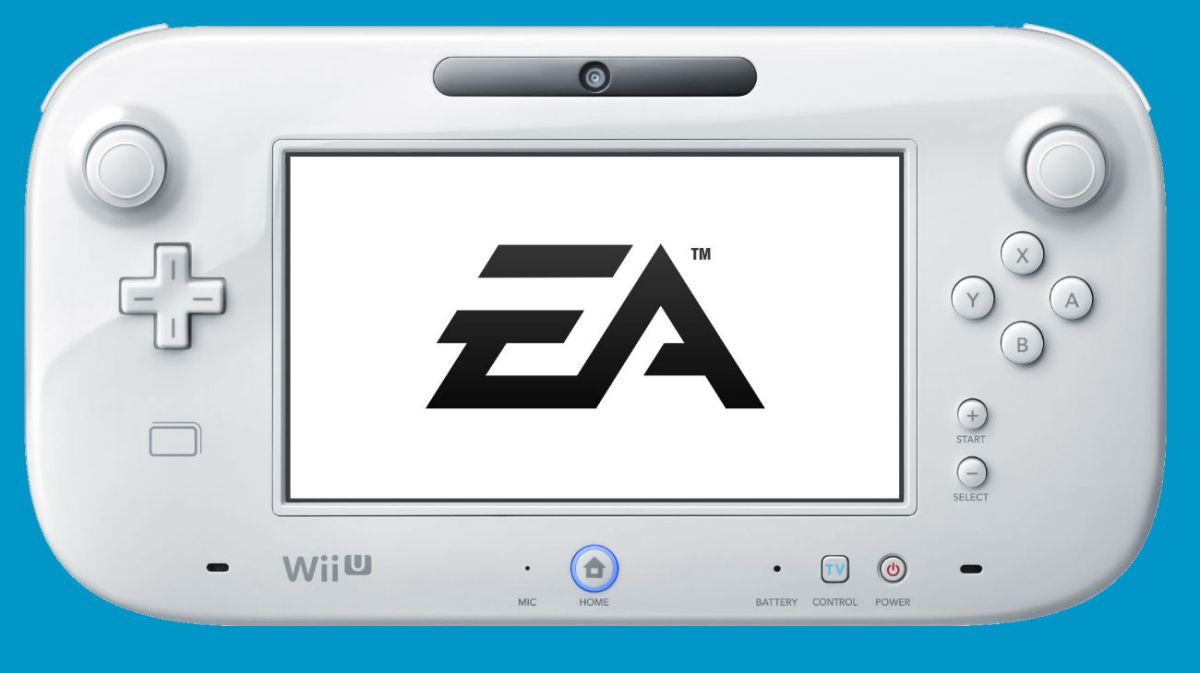 EA Explains Why It Still Isn't Planning To Make Anymore Wii UGames
