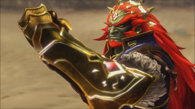 Video: Hyrule Warriors Legends Ganondorf With TridentTrailer