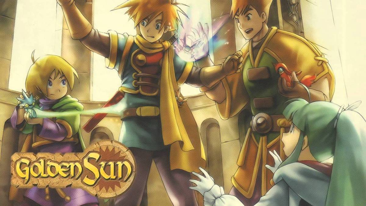 Golden Sun Was Initially A N64 Game Before Heading To Game Boy Advance