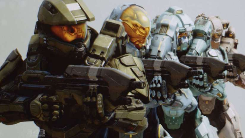 Halo Developer 343 Design RealisticLink