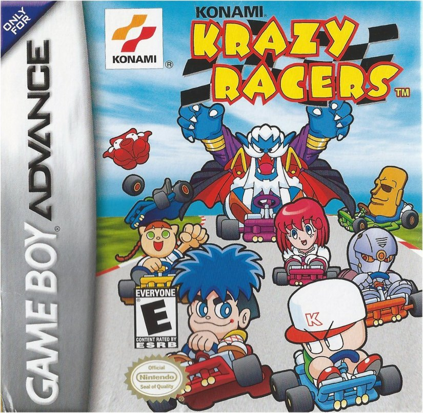 Konami Krazy Racers Arrives On Wii U Virtual Console Later Today