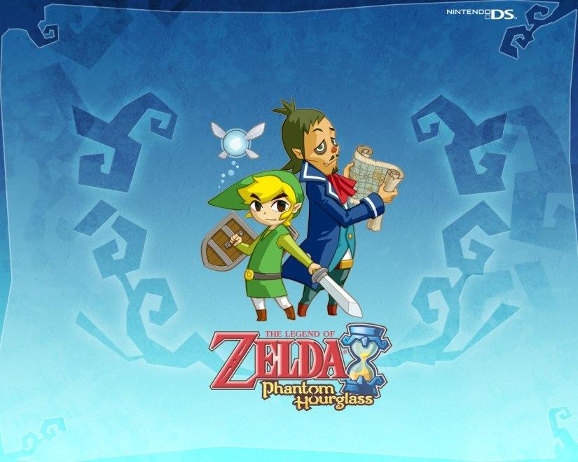 The Legend of Zelda: Phantom Hourglass And Spirit Tracks Wii U Virtual ConsoleFootage