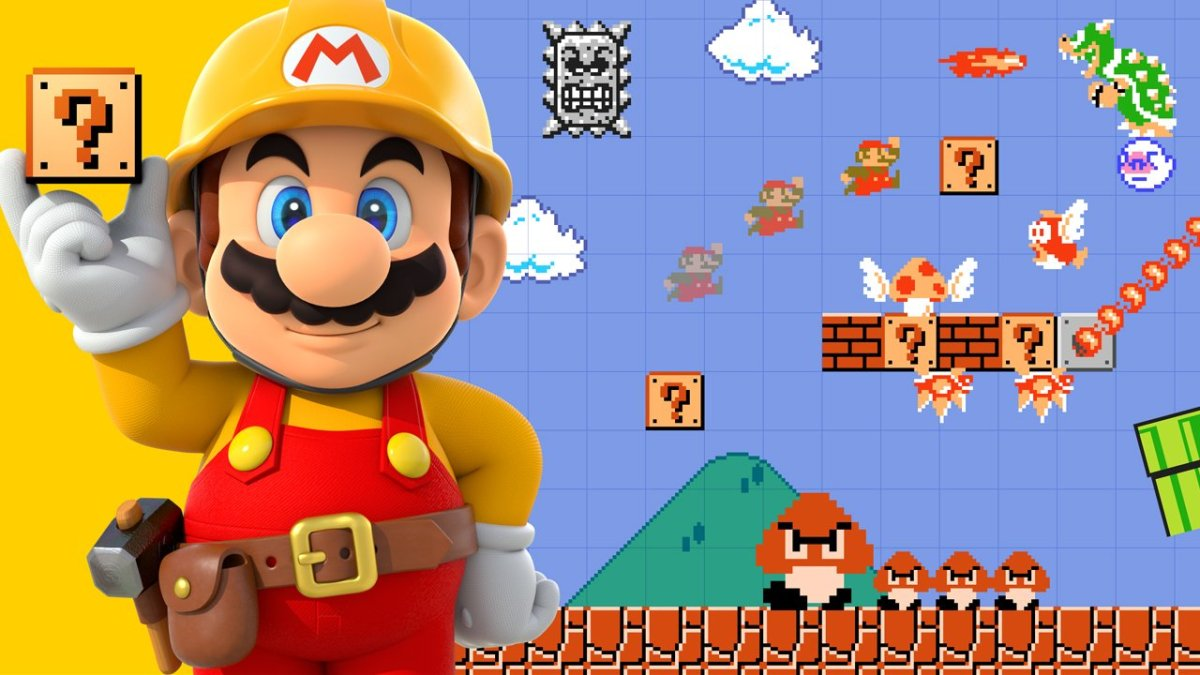 Grab A Chance To Have Your Mario Maker Courses Played On Nintendo's Twitch Stream