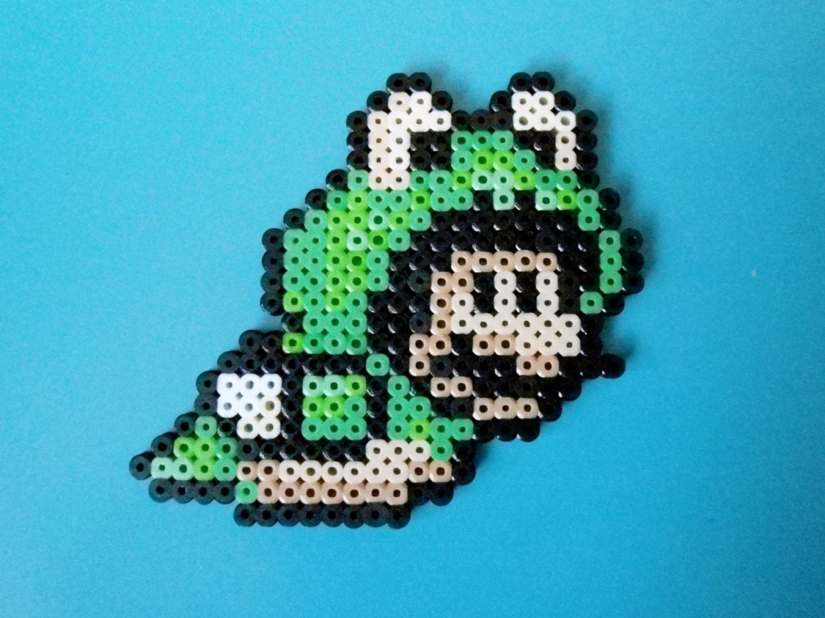 Think, mario frog suit costume