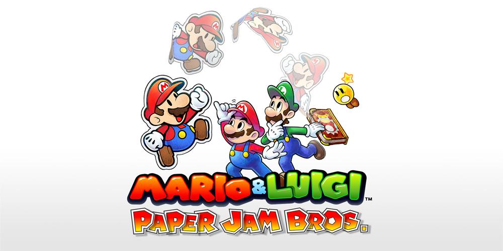 Mario & Luigi: Paper Jam Bros.Review