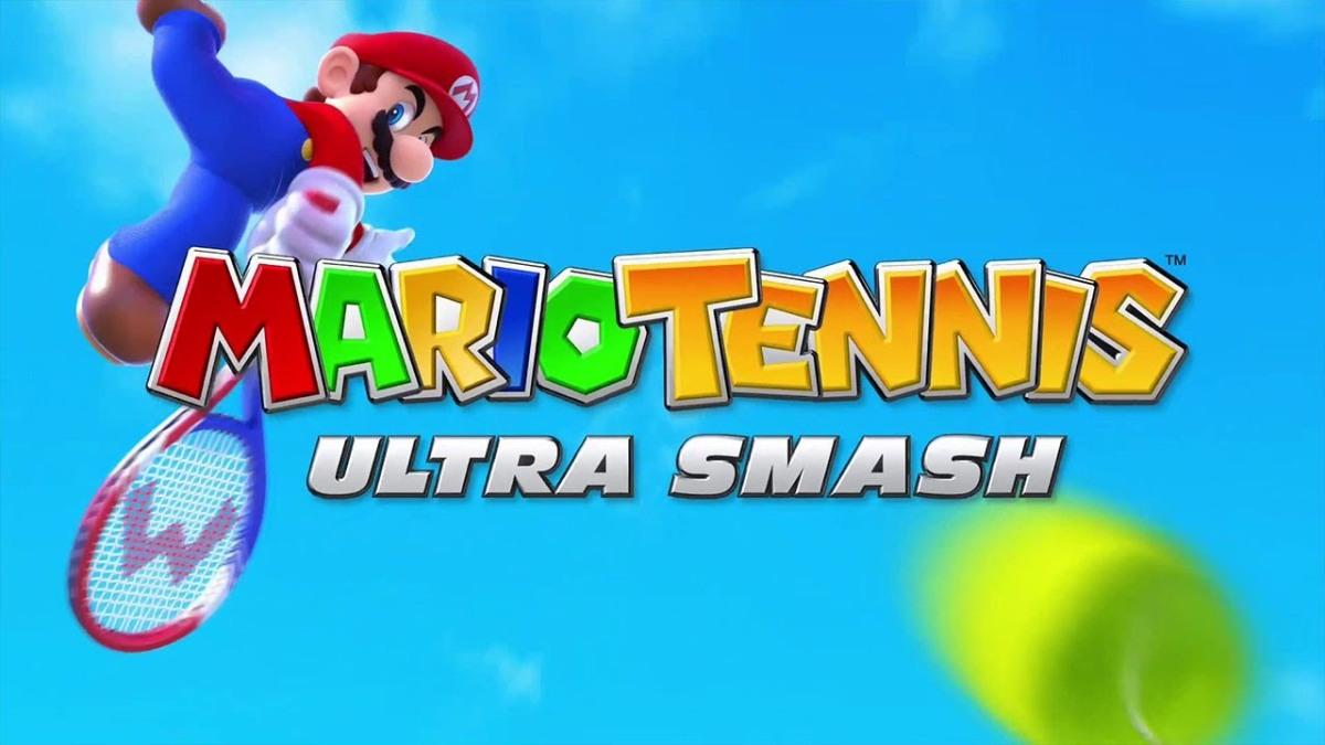 Mario Tennis: Ultra SmashReview