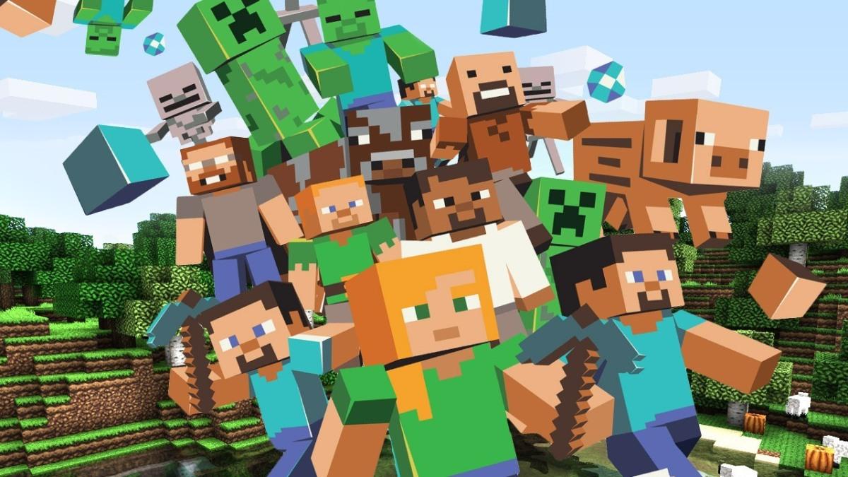 Japan: Minecraft Wii U Overtakes Splatoon And Becomes No.1 LTD On Wii UeShop