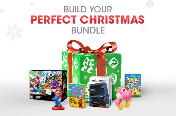 Nintendo UK Store: Build Your Own BundleOffer