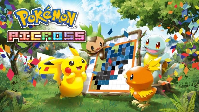 Pokemon Picross Coming December 3rd In US AndEurope