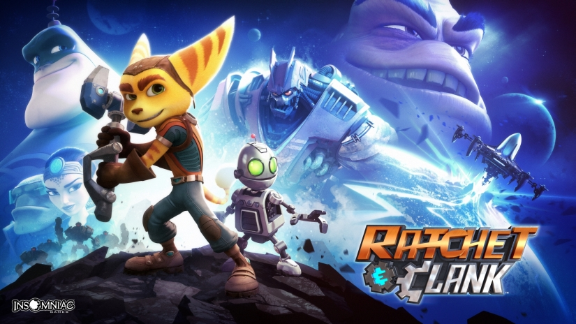 PlayStation 4's Ratchet & Clank Includes A Reference To Star Fox
