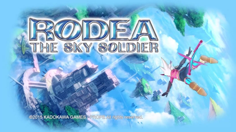 Here's The First Twenty Minutes Of Rodea The SkySoldier