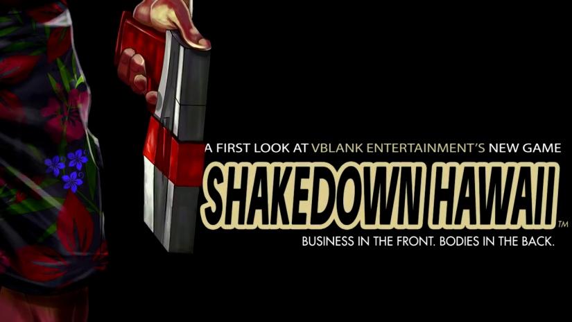 Retro City Rampage Sequel Shakedown Hawaii Coming To Nintendo3DS