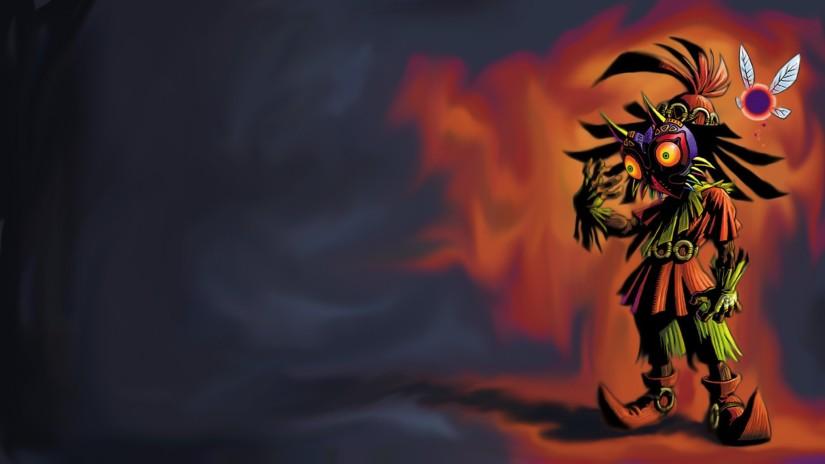 Video: Hyrule Warriors Legends SkullKid
