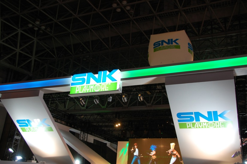 SNK Playmore, Neo Geo Creators, To Return To VideoGames