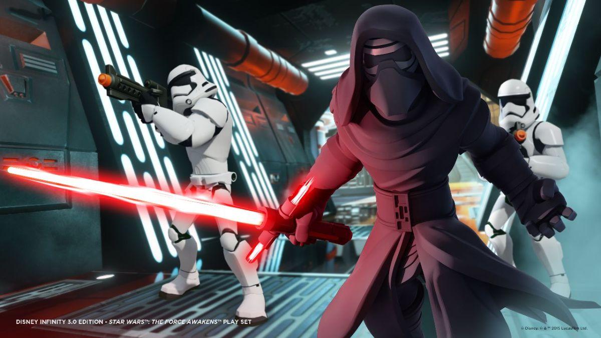 Video: Star Wars The Force Awakens Disney Infinity 3.0Playset
