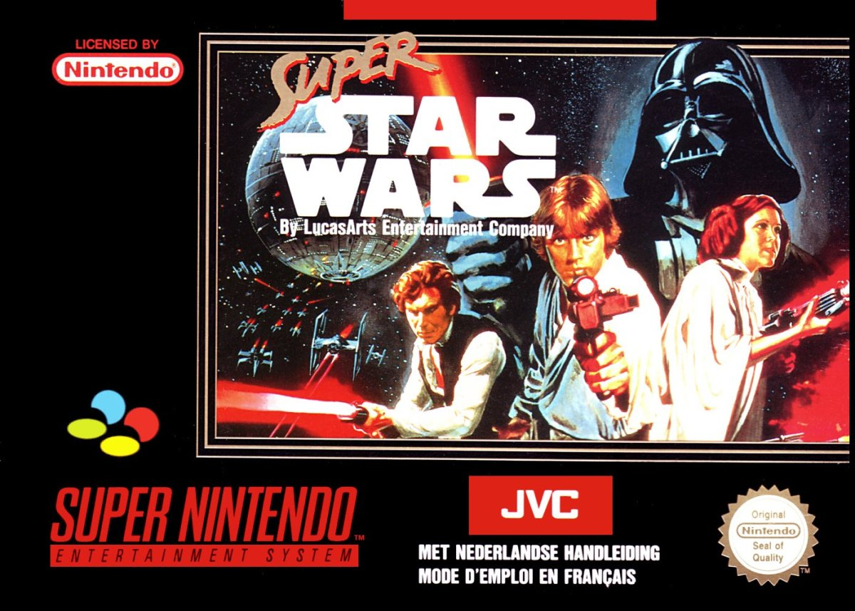 Super Nintendo Classic 'Super Star Wars' Coming To PlayStation 4 OnTuesday