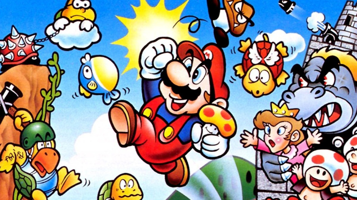 Super Mario Bros. Famicom Cartridge Theme Comes To EUeShop