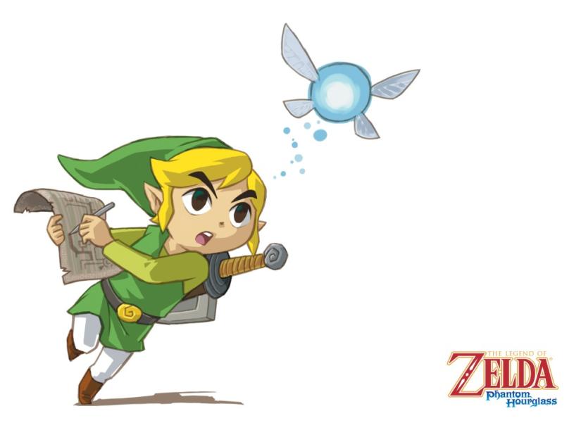 The Legend of Zelda: Phantom Hourglass and Spirit Tracks Available Now On The EU Wii UeShop