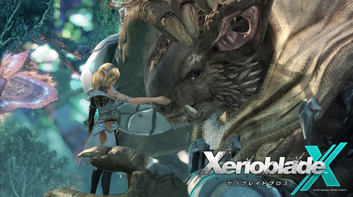 Here's The New Survival Trailer For Xenoblade Chronicles X