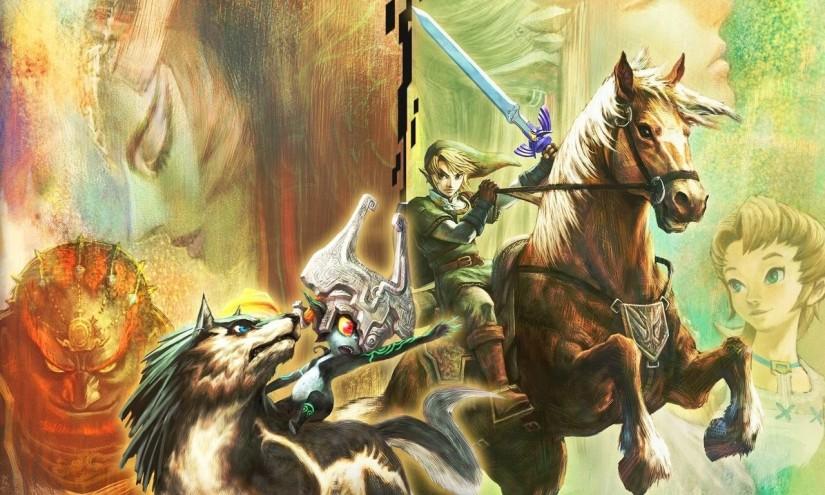 Zelda: Twilight Princess HD Supports Wii Remote AndNunchuck