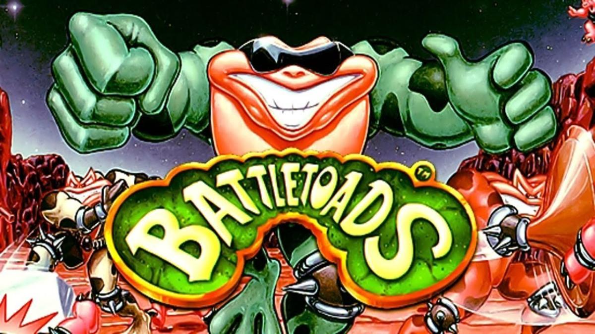 battle toads