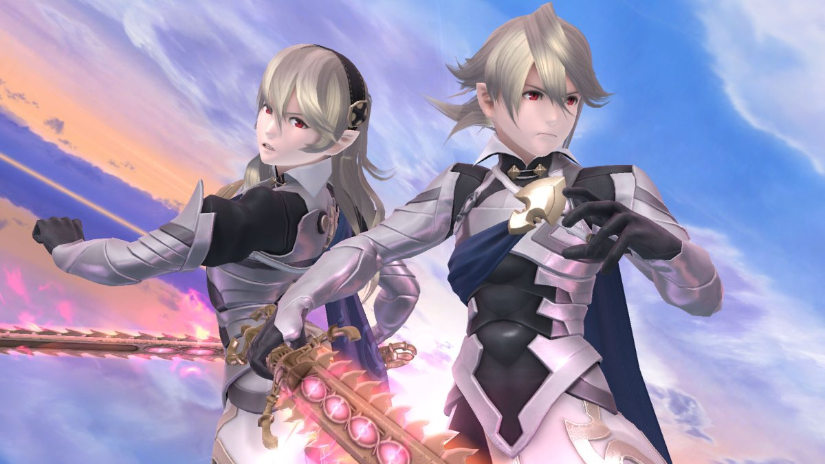 Sakurai Thought There Were Too Many Fire Emblem Characters In Smash Bros Even Before Corrin