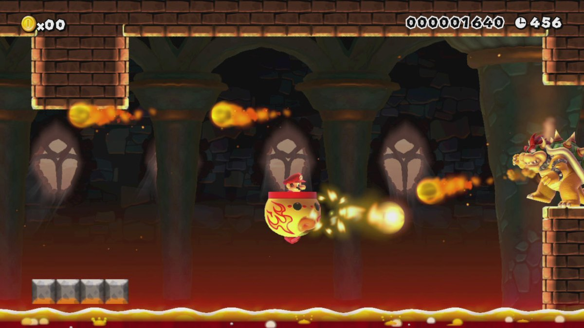 The Super Mario Maker Update With New Objects Is NowLive