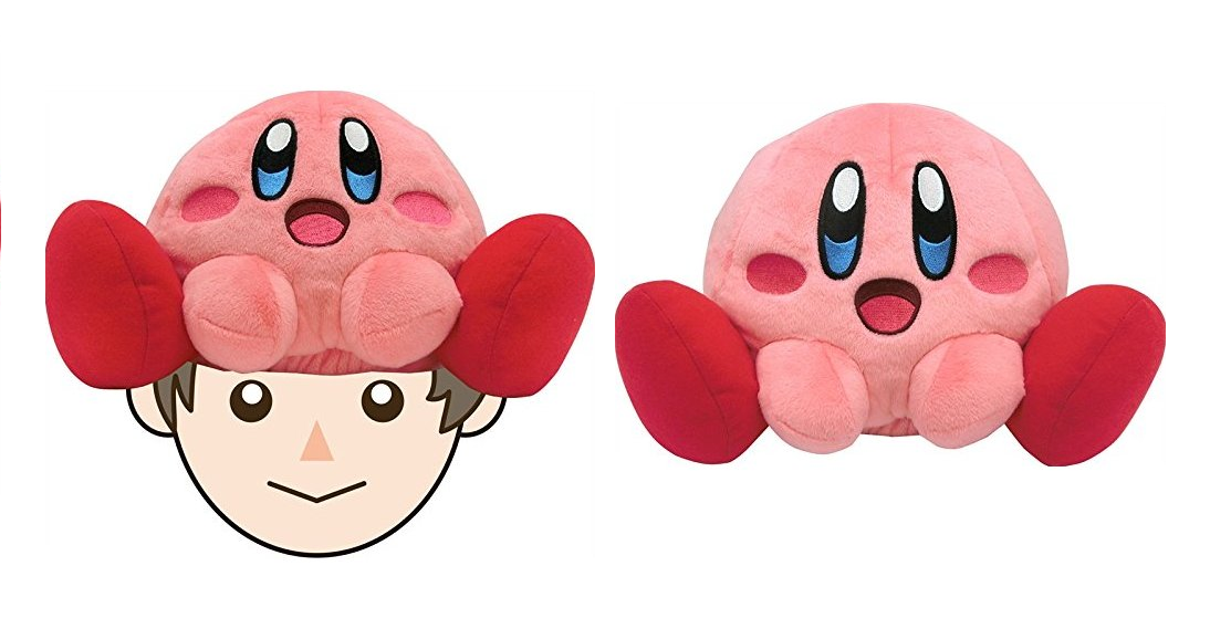 Mii Plaza Kirby Hat To Be Released In Japan February2016