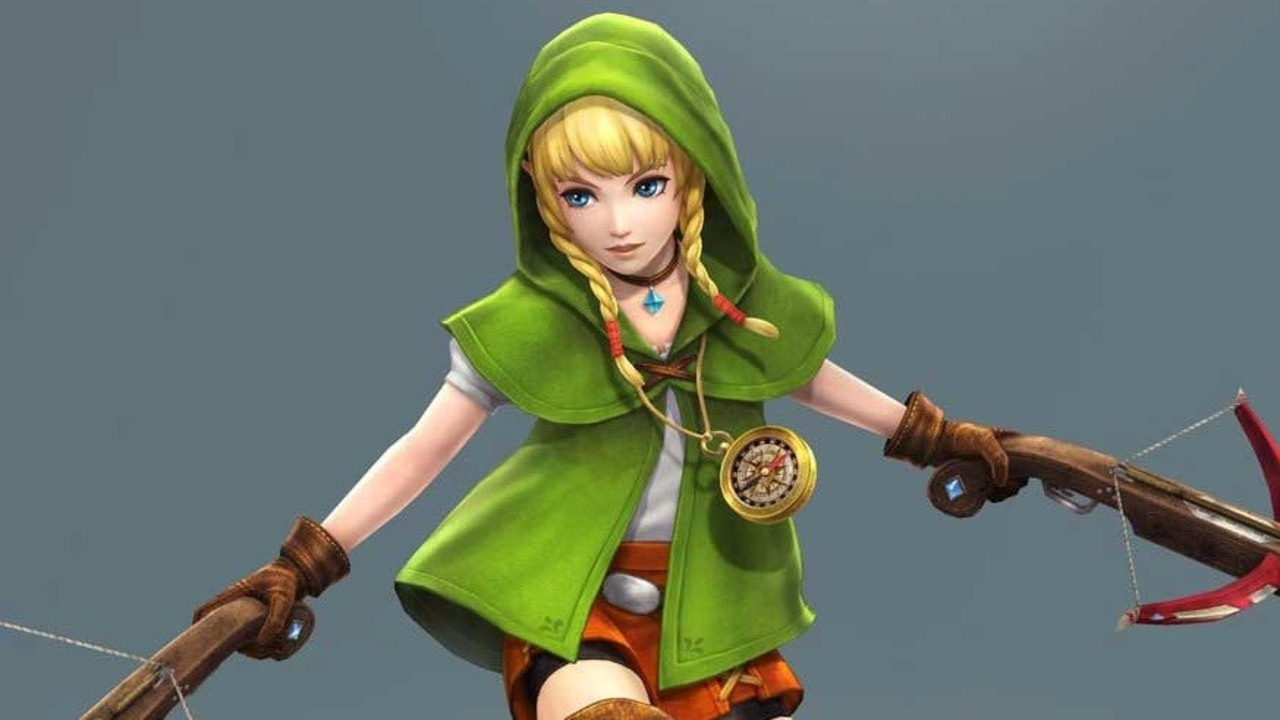 Video: Linkle From Hyrule Warriors Now In The Legend Of Zelda