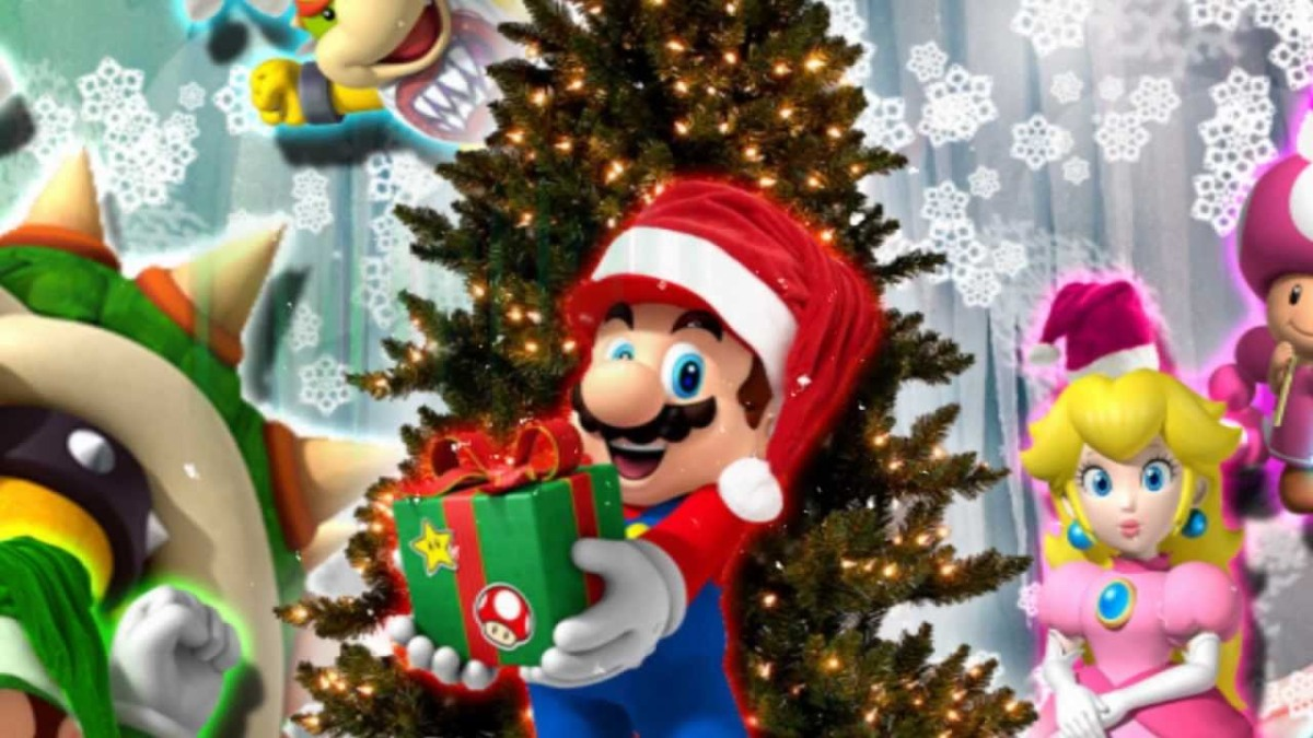 Video: Check Out The Mario Christmas 3DS Theme | My Nintendo News